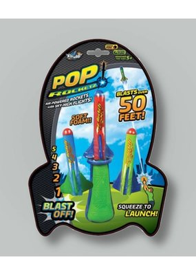 Hog Wild Blast Off Pop Rocketz
