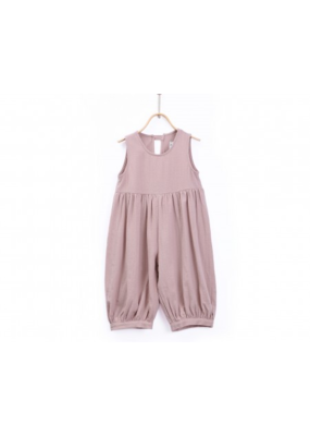 Donsje Old Pink Cotton Jola Overall
