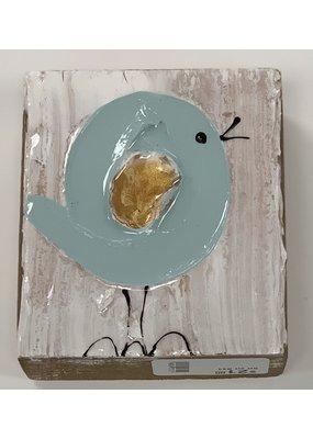Shelf Art Blue Bird