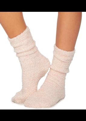 Barefoot Dreams BFD Socks - Dusty Rose