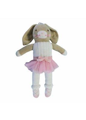 """Zubel Zubel 7"""" Betsie the Ballet Bunny"""