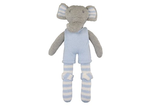 "Zubel Zubel 7"" Bertie the Elephant"