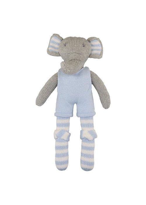 """Zubel Zubel 7"""" Bertie the Elephant"""