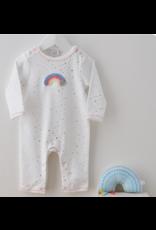 Albetta Albetta Rainbow Star Babygrow
