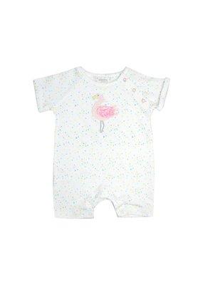 Albetta Albetta Flamingo Confetti Babyvest