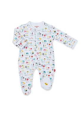 Magnetic Baby ABC Love Magnetic Footie