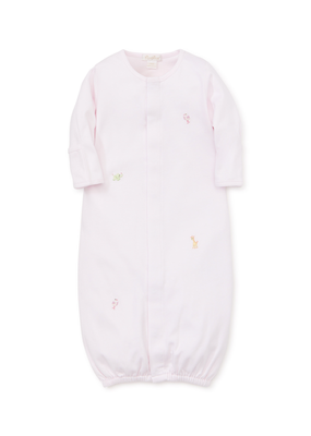 Kissy Kissy Pink Animal Crackers Converter Gown