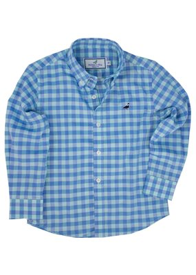 Properly Tied Properly Tied Sportshirt Lagoon