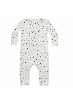 Quincy Mae Pebble Ribbed Baby Jumpsuit