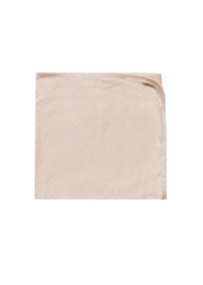 Quincy Mae Rose Pointelle Baby Blanket