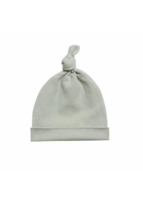 Quincy Mae Sage Baby Hat 0-6M