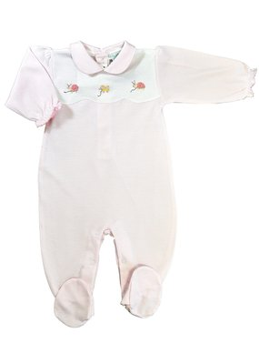 Baby Threads/Marco Lizzie Pull Toy Footie