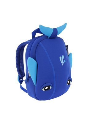 Sunny Life Whale Neoprene Backpack