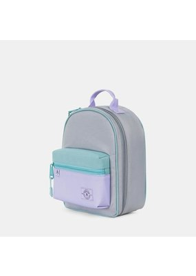 Parkland Rodeo Gray and Purple Lunchbox