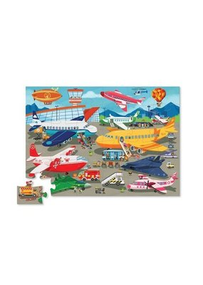 36 pc Puzzle Busy Airport
