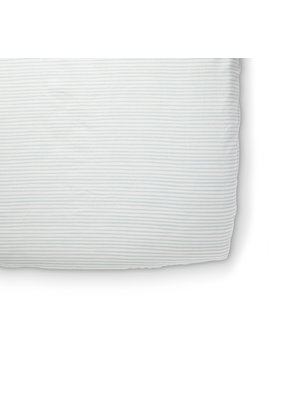 Pehr Pehr Stripes Away Sea Crib Sheet