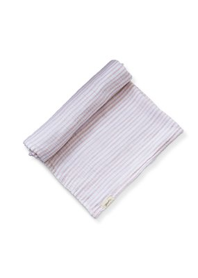 Pehr Pehr Stripes Away Petal Swaddle