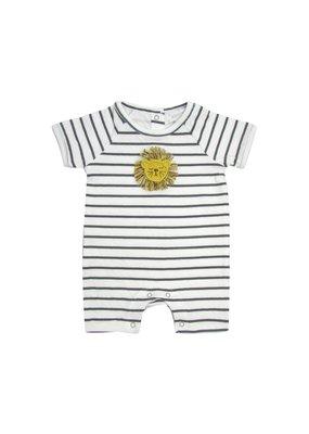 Albetta Albetta Crochet Lion Babyvest