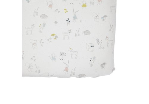 Pehr Pehr Magical Forest Crib Sheet