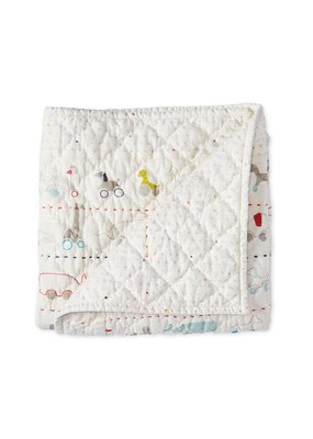 Pehr Pehr Pull Toy Quilted Blanket