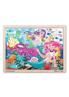 Melissa & Doug Mermaid Fantasea Jigsaw Puzzle