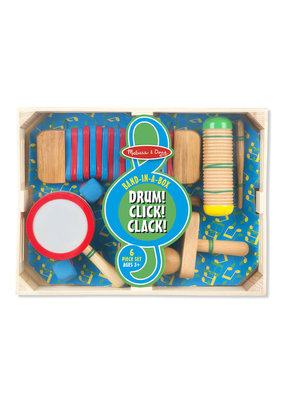 Melissa & Doug Band-in-a-Box Drum