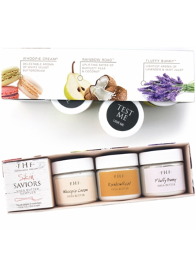 Farmhouse Fresh Farmhouse Fresh Skin Saviors Shea Butter Sampler Set