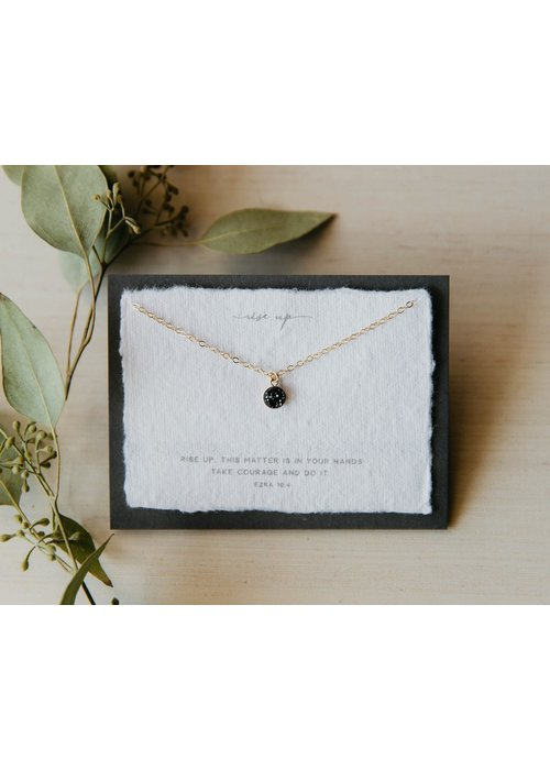 Dear Heart Designs Rise Up Necklace