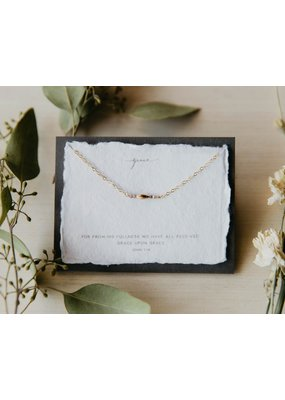 Dear Heart Designs Grace Laboradite Necklace