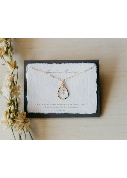 Dear Heart Designs Showered in Blessings Necklace