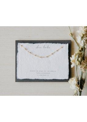 Dear Heart Designs Chain Breaker Necklace