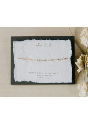 Dear Heart Designs Chain Breaker Bracelet