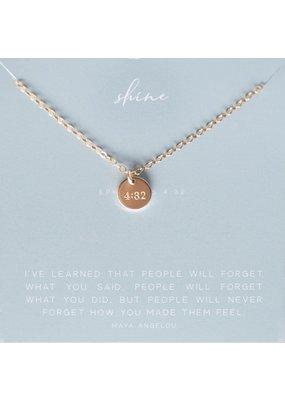Dear Heart Designs Shine Necklace