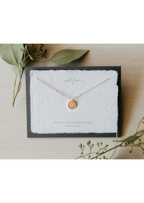 Dear Heart Designs Set Free Necklace