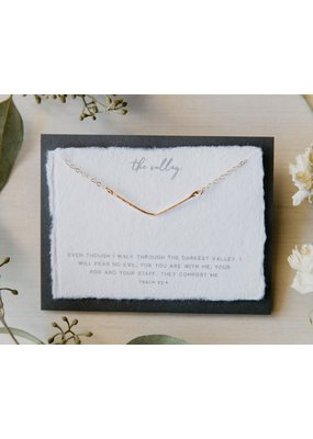 Dear Heart Designs Valley Necklace