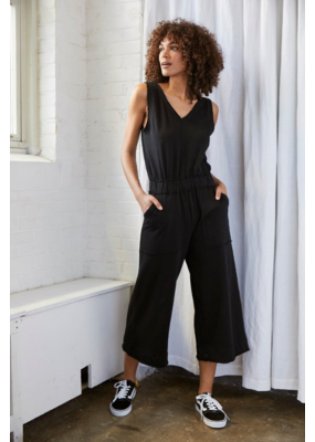 Grey State Sienna Jumpsuit Black