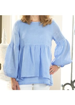 Crown Linen Linen Paloma Top