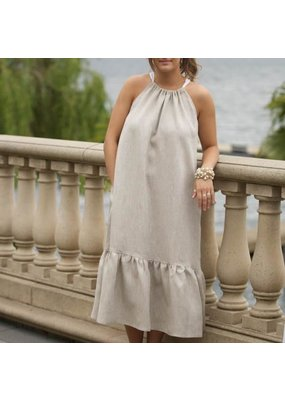 Crown Linen Mia Dress