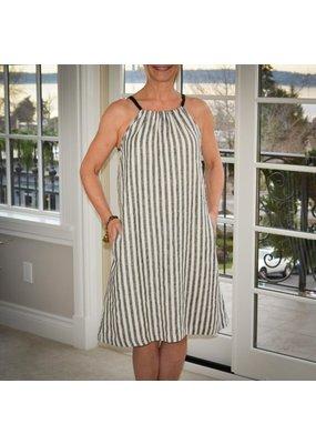Crown Linen Blair Dress