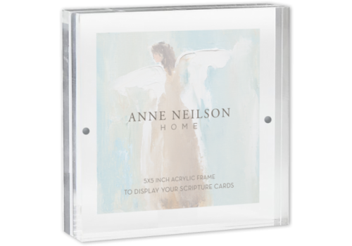 Anne Neilson 5x5 Acrylic Frame