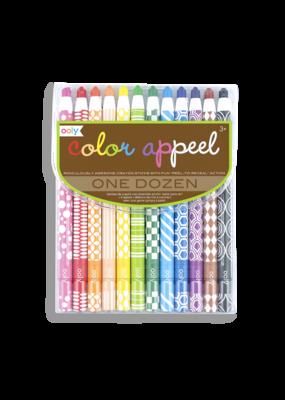 ooly Ooly Color Appeel Crayons