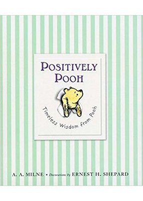 Positively Pooh Book