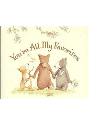 You're All My Favorites Book