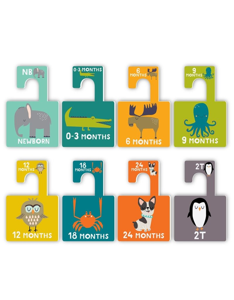 Lucy Darling Little Animal Closet Dividers