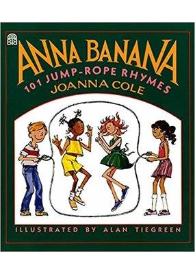 Anna Banana 101 Jump-Rope Rhymes Book
