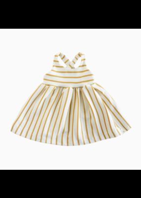 Lulu & Roo Sailor Stripe Cross Back Dress