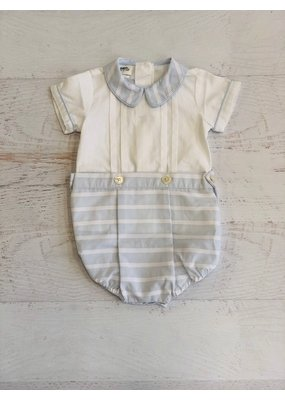 La Petite Fleur Clothier Teddy Button-on Bloomer Set
