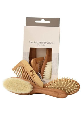 Kyte Baby Kyte Bamboo Brush and Comb Set