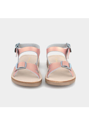 Freshly Picked Freshly Picked Rose Gold Carmel Sandal