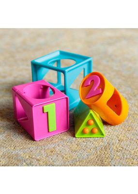 Fat Brain Toys Smarty Cube